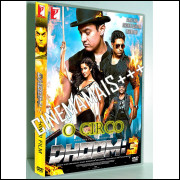 Dhoom 3 - Cinema Indiano - Aamir Khan**