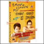 Como Estrelas Na Terra  *Aamir Khan*  Dvd  (Drama, Dislexia)