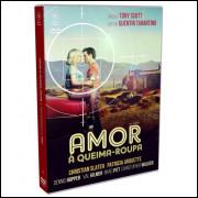 Amor À Queima-roupa 1993 - Dvd Original Lacrado