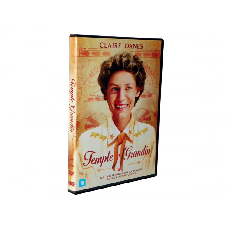 Temple Grandin  - Dvd -  Autismo