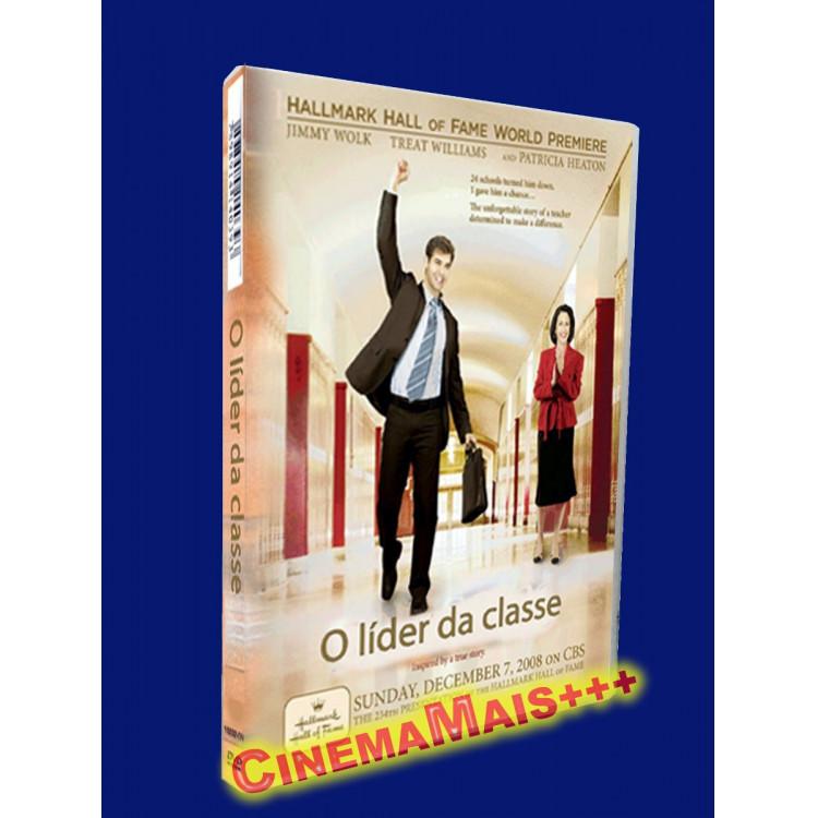 O Líder Da Classe - O Primeiro Da Classe - Tourette Dvd