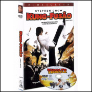 Kung Fusão Stephen Chow - Dvd