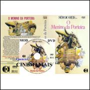 Dvd  O Menino Da Porteira 1976 - Sérgio Reis