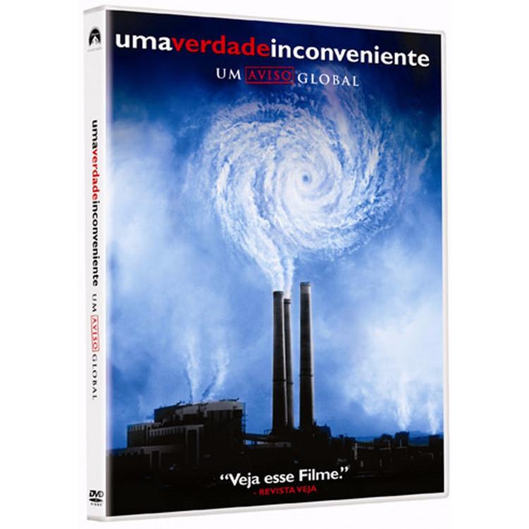 Uma Verdade Inconveniente 2006 - Dvd  Documentário Raro