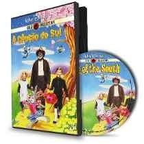 -A Canção Do Sul - DVD Clássico Disney Dublado-