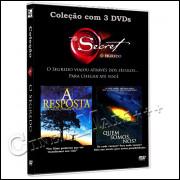 O Segredo - (coleção 3 Dvds) Dublado e Legendado
