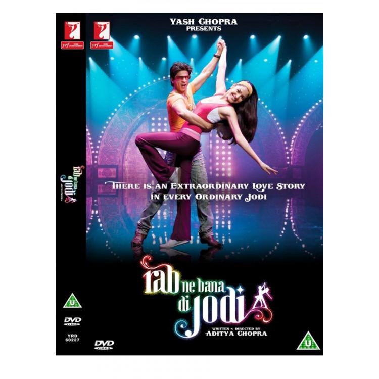 Rab Ne Bana Di Jodi 2008 - Dvd Cinema Indiano