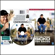 Sicko - Sos Saúde - Documentário  Dvd