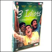 Dvd Três Idiotas -  3 Idiotas   Cinema Indiano