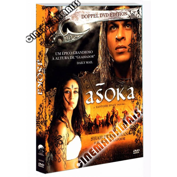 Dvd Asoka Epico Indiano De Santosh Sivan