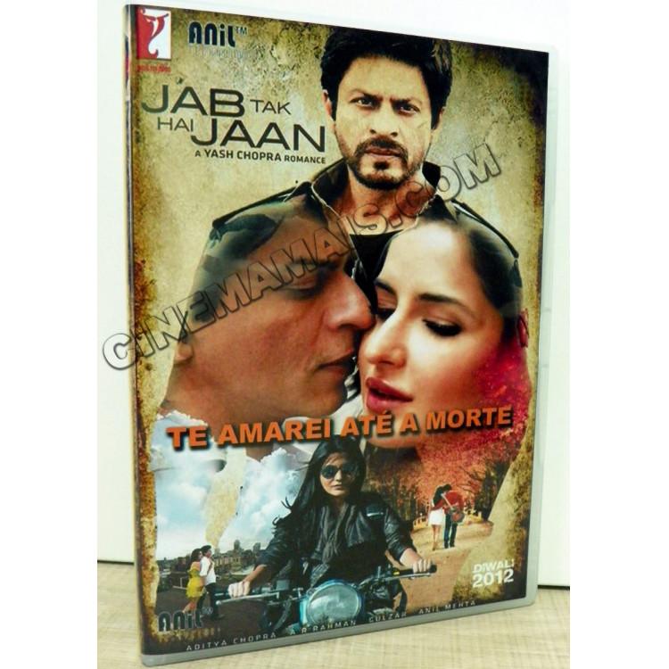 Te Amarei Até A Morte -  Dvd (Cinema Indiano) 2012
