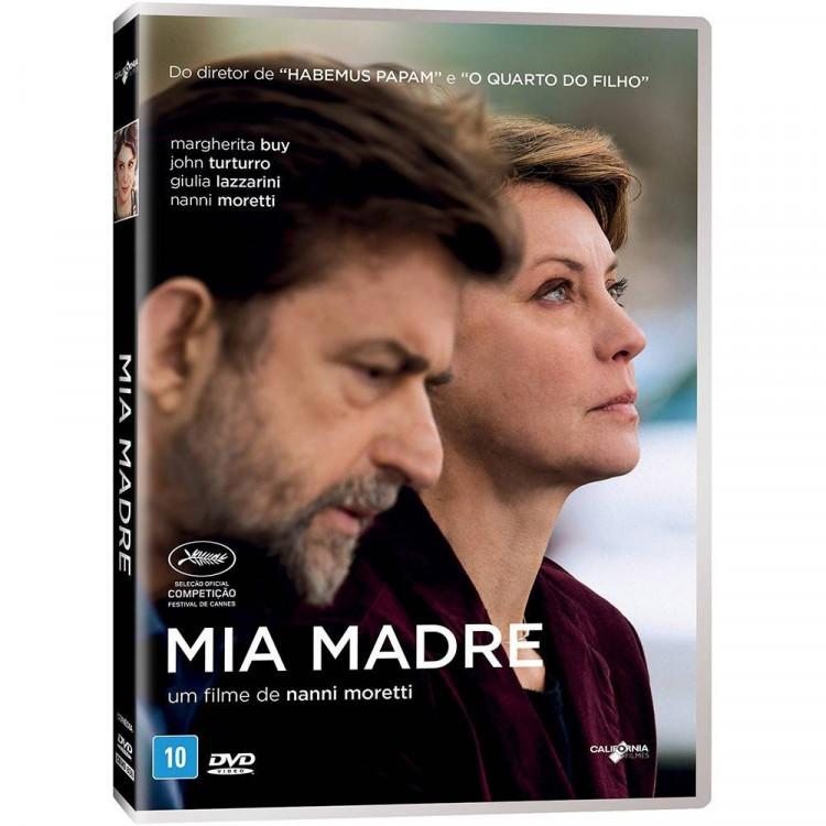 Dvd  Minha Mãe - Mia Madre - Dvd