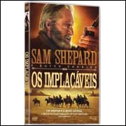 Dvd Os Implacáveis - Sam Shepard - Original