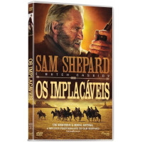 Dvd Os Implacáveis - Sam Shepard - Original