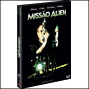 Missão Alien -  Graham Baker - James Caan - Mandy Patinkin