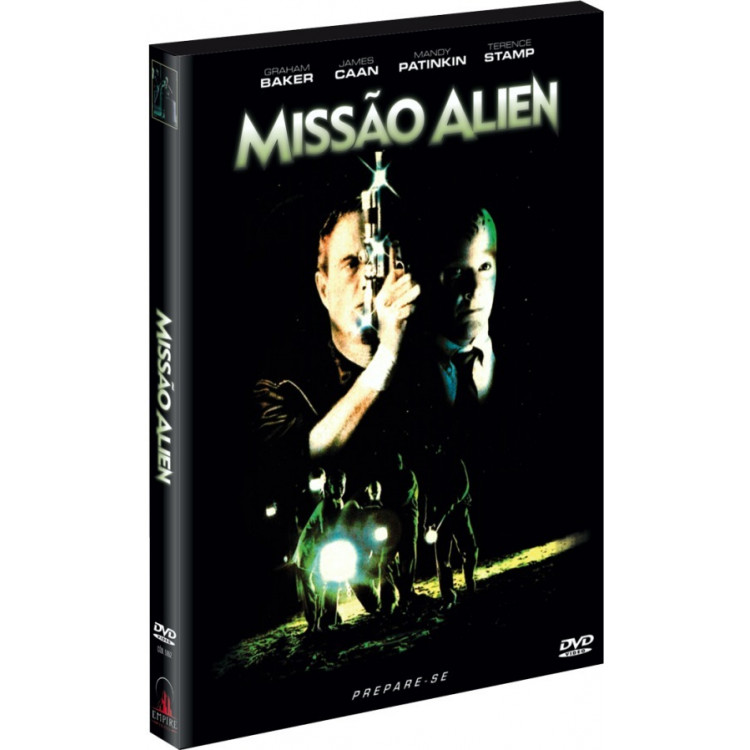 Missão Alien -  Graham Baker - James Caan - Mandy Patinkin