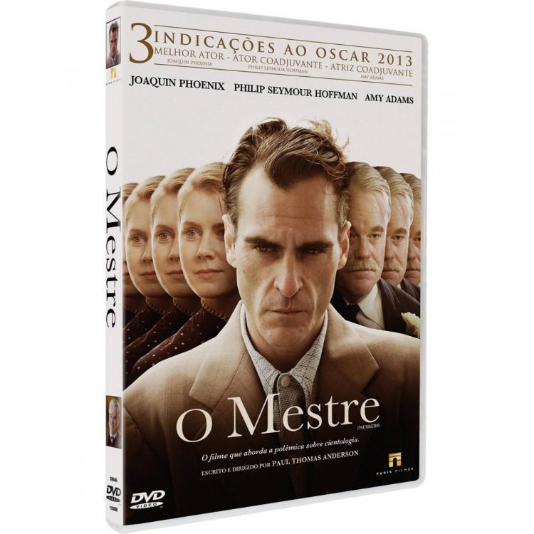 Dvd - O Mestre - (paul Thomas Anderson)  Original Lacrado