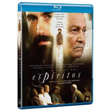 O Filme Dos Espíritos - Bluray + Brinde -Nosso Lar- Original Novo Lacrado