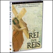 O Rei Dos Reis (1961) Jesus - Épico Bíblico - DVD-R