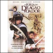 A Fúria Do Dragão Voador  -  Dvd  Raríssimo
