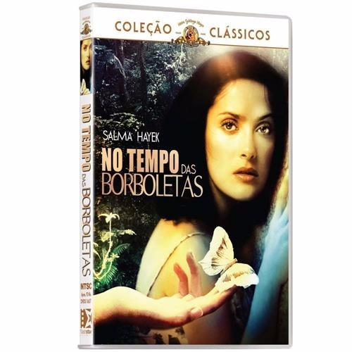 No Tempo Das Borboletas  - Dvd Novo Lacrado