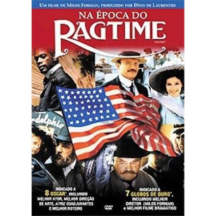 Dvd - Na  Época Do Ragtime