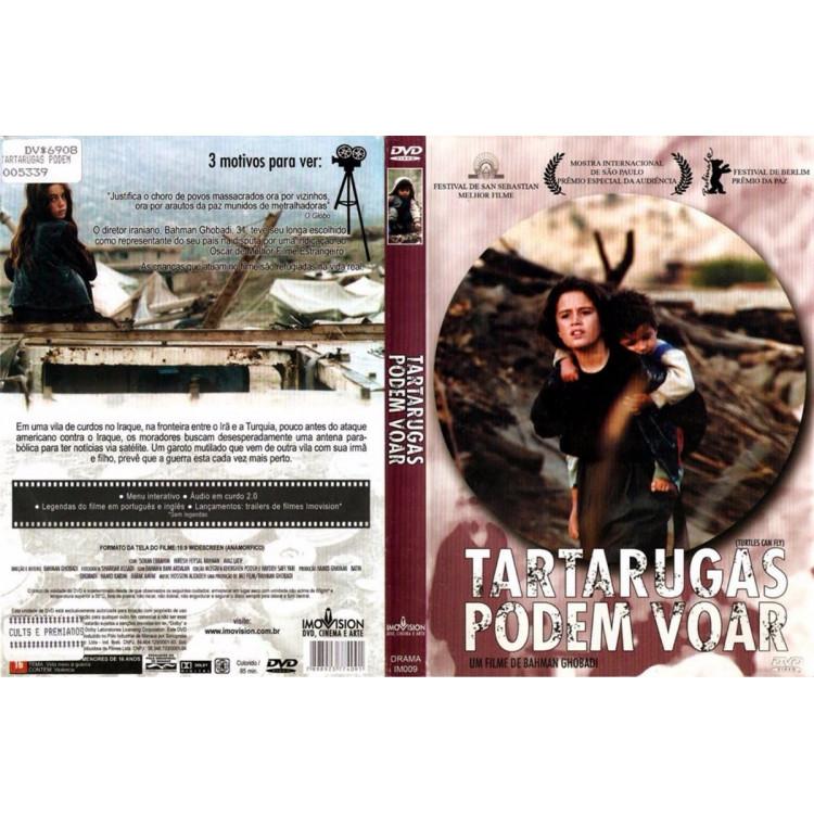 Tartarugas Podem Voar - DVD - Cinema Iraniano