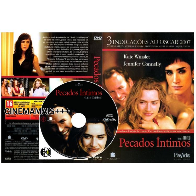 Pecados Íntimos -  Dvd