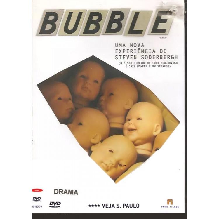 Dvd Bubble - Uma Nova Experiência - Original Lacrado
