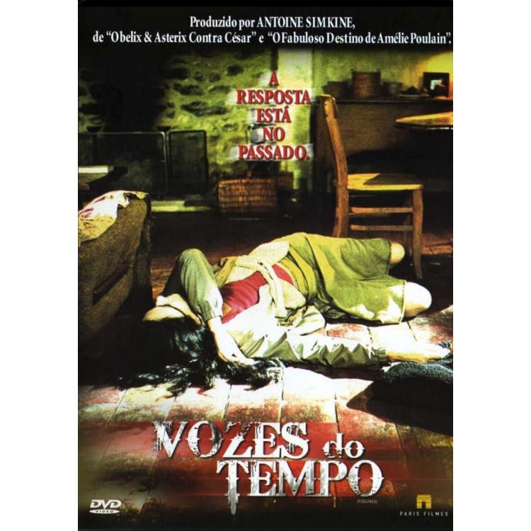 Vozes Do Tempo - (suspense) - Dvd Original Lacrado
