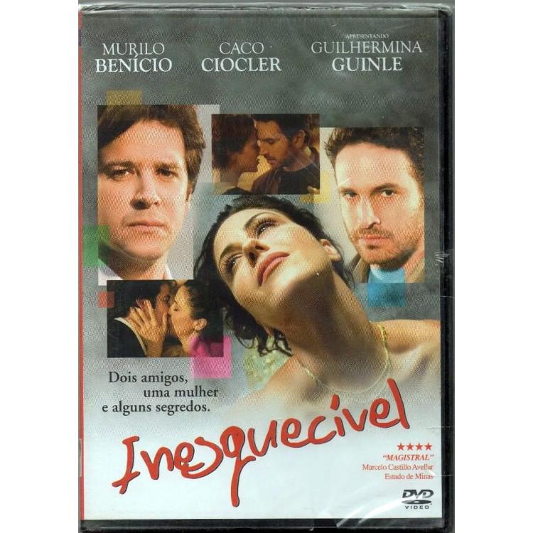 Inesquecível - (murilo Benício E Caco Ciocler) DVD Drama