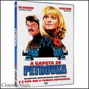 A GAROTA DE PETROVKA - The Girl from Petrovka - Dir. Robert Ellis Miller - DVD Light  Comédia, Drama
