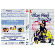 Kuch Kuch Hota Hai - Bollywood Cinema Indiano (Drama) DVD