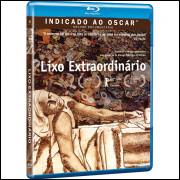 Lixo Extraordinário - Documentário - Brasil Blu-ray - 2010