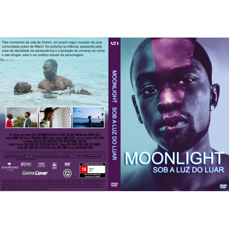 Moonlight - Sob a Luz do Luar - DVD