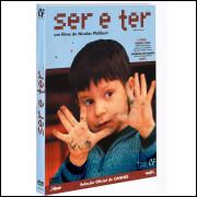 SER E TER -  Être et Avoir  (Cinema Francês) Pedagogia Infantil