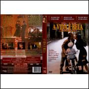 A VIDA É BELA -  DVD