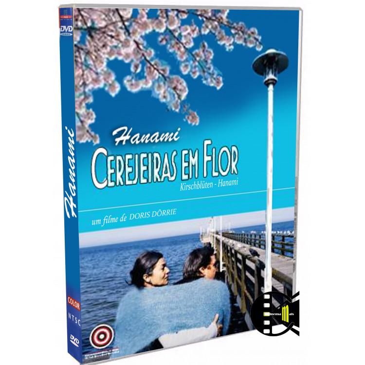 DVD Hanami - Cerejeiras Em Flor -  Cinema Alemão