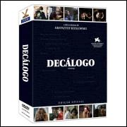 Decálogo (Edição Oficial) *DVD Original* 4 Dvds