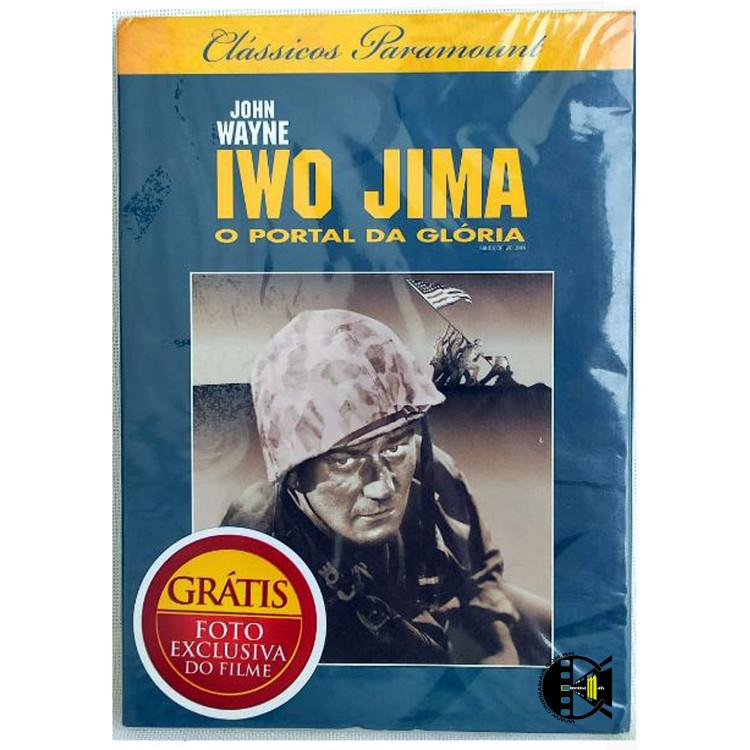 DVD    iwo jima o portal da gloria -  Guerra - raríssimo