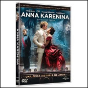 Anna Karenina - Keira Knightley, Jude Law Base Tolstoi - DVD