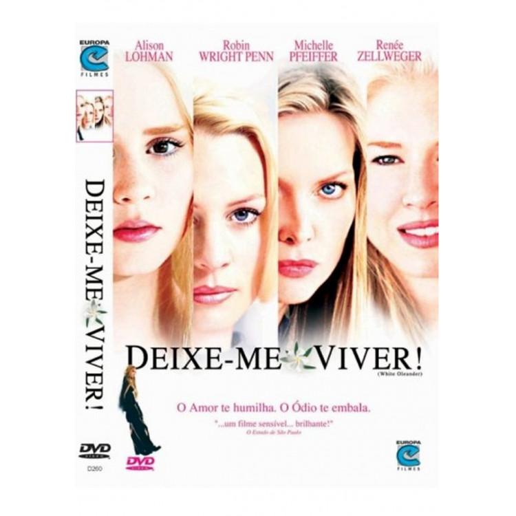 DEIXE-ME VIVER -  Renée Zellweger - Michelle Pfeiffer - DVD