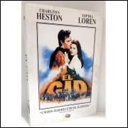 EL CID - Charlton Heston - Sophia Loren