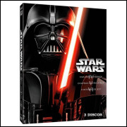 Trilogia Star Wars - Episódios 4 a 6 (3 Discos)