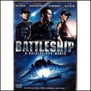 Battleship  A BATALHA DOS MARES - DVD