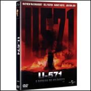 U-571 A BATALHA DO ATLÂNTICO - DVD