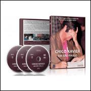 CHICO XAVIER EM SÃO PAULO - DVD Versátil