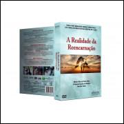 A REALIDADE DA REENCARNAÇÃO - DVD 5 discos