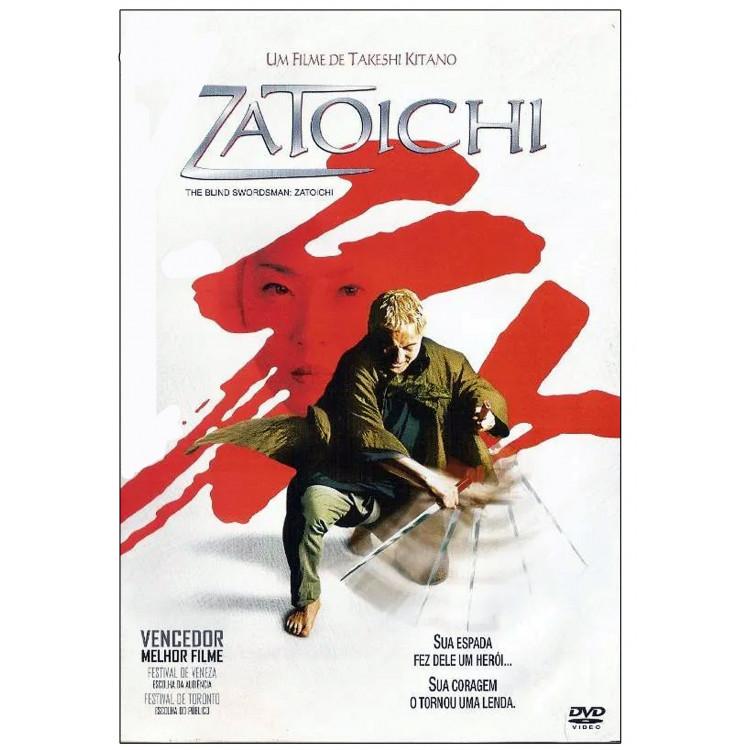 ZATOICHI  - dir. Takeshi Kitano  - DVD
