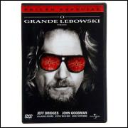O GRANDE LEBOWSKI -  diretor: Ethan Coen - DVD